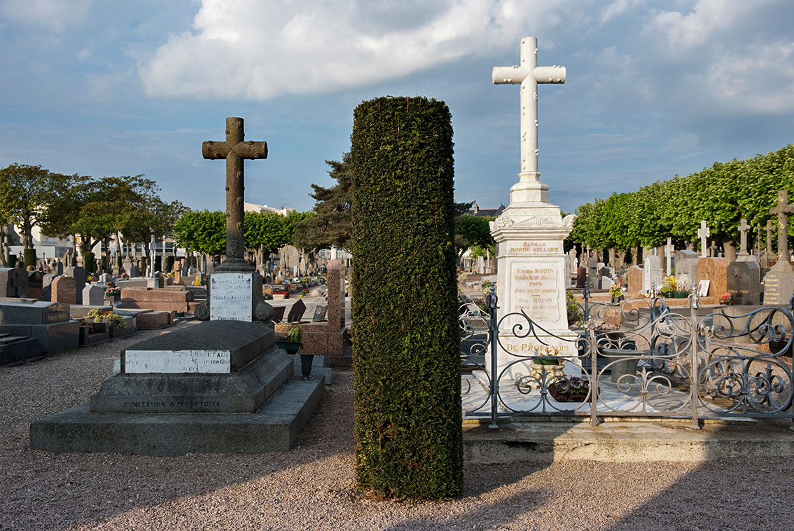 Cimetière St-Michel